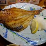 築地食堂源ちゃん - 赤魚開き焼き