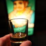 ウイスキー倶楽部 - こんな感じでいただきます