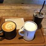 ネイバーフッド アンド コーヒー - ドリンク