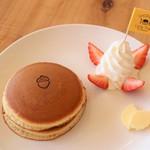 ホットケーキパーラー湘南リトルツリー - 料理写真:おこさまセット(700円)