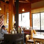 ちゃちゃ カフェ - 店内の様子