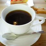 ちゃちゃ カフェ - コーヒー:200円