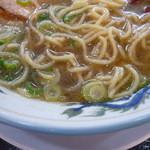 ラーメン藤 - 麺とスープ