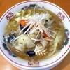 らーめん紫雲亭 - 料理写真:ちゃんぽん風タンメン醤油Ver_900円