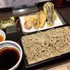 鵠沼海岸 蕎麦兄 - 料理写真:野菜天せいろ