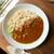 喫茶ミンカ - 料理写真:玄米とひよこ豆のカレー。