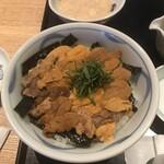 魚忠 - 雲丹丼様!