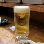 山葵 - 生ビール