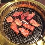 沙羅峰 - 焼肉中