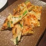 沙羅峰 - 海鮮チヂミ