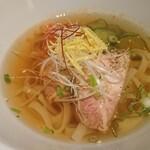沙羅峰 - 冷麺(ハーフ・太麺)