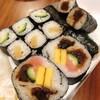 神田志乃多寿司 - 料理写真:かんぴょうが肉厚で美味しいぞ!
