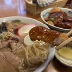 やまと - やまと(岡山県岡山市表町)カツ丼(小)