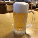 ガーラ - 生ビール