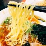 チャーミングチャーハン - 麺リフト
