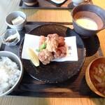 黒十 - 鶏もも肉の旨味唐揚げ(そのままで)¥1,430