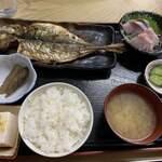 ふしみ食堂 - 地元定食