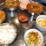 グッドフレンド タイ・インド料理 - ランチ食べ放題¥950