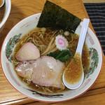 麺屋 正遊 - 中華そば 680円