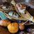 千松しま - 【つと豆腐、里芋、ゆず、玉こんにゃく、秋刀魚飯蒸し】★2019/11