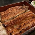 うなぎ四季の詩 - 料理写真: