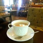 喫茶 吉野 - カフェオレ。