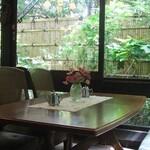喫茶 吉野 - 店内。