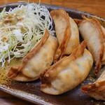 どんたく屋 - 料理写真:揚げ餃子♪