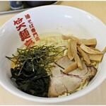 笑麺亭 - 料理写真:油そば(並盛) 780円 実に地味ナリ。