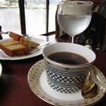 西洋館 - 料理写真:モカ・西洋館ブレンド