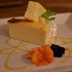 肉バル×チーズ 高安 - デザート