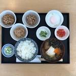 納豆スタンド 令和納豆 - 竹セット