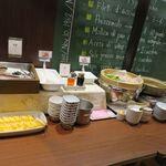 新狭山ホテル - 料理写真:ブッフェ台