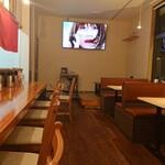 田中製麺 - お店の中の様子