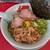 ラーメン山岡家 - 料理写真:特製まぜそば+JAFチャーシュー