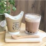 新東京紅茶 - ホットチーズティー