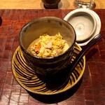 121361854 - ツガニの茶碗蒸し
