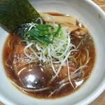 博多 龍ノ髭 - 料理写真:煮干し中華そば