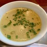 Asian Kitchen Sapana - スープはエスニックでした