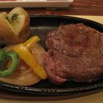 コーナーズグリル - 石垣ぎゅーのステーキ