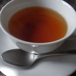 ル・カフェ・ドゥ・グランブルー - ランチ紅茶 2012/03
