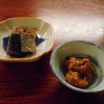 燗酒嘉肴 壺中 - 酒の肴