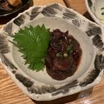 魚の三是 - ホタルイカ沖漬け