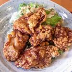 串源屋 - 油淋鶏 アップ