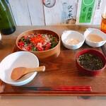 酒嚢飯袋 - 海鮮わっぱ飯