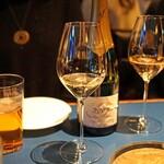 ブルーノート東京 - Champagne Serge Mathieu Brut Millesime 2009