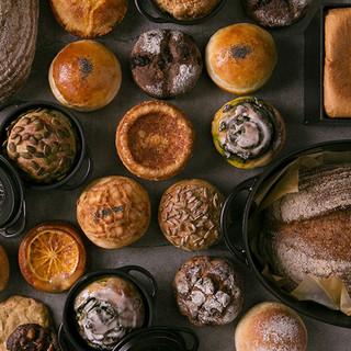 鋳物ホーロー鍋バーミキュラで焼き上げるこだわりのパン