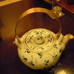 うさぎ屋 - ほうじ茶