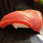 菊寿司 - 2012/3 まぐろ