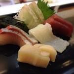 菊寿司 - 2012/3 お造り盛り合せ